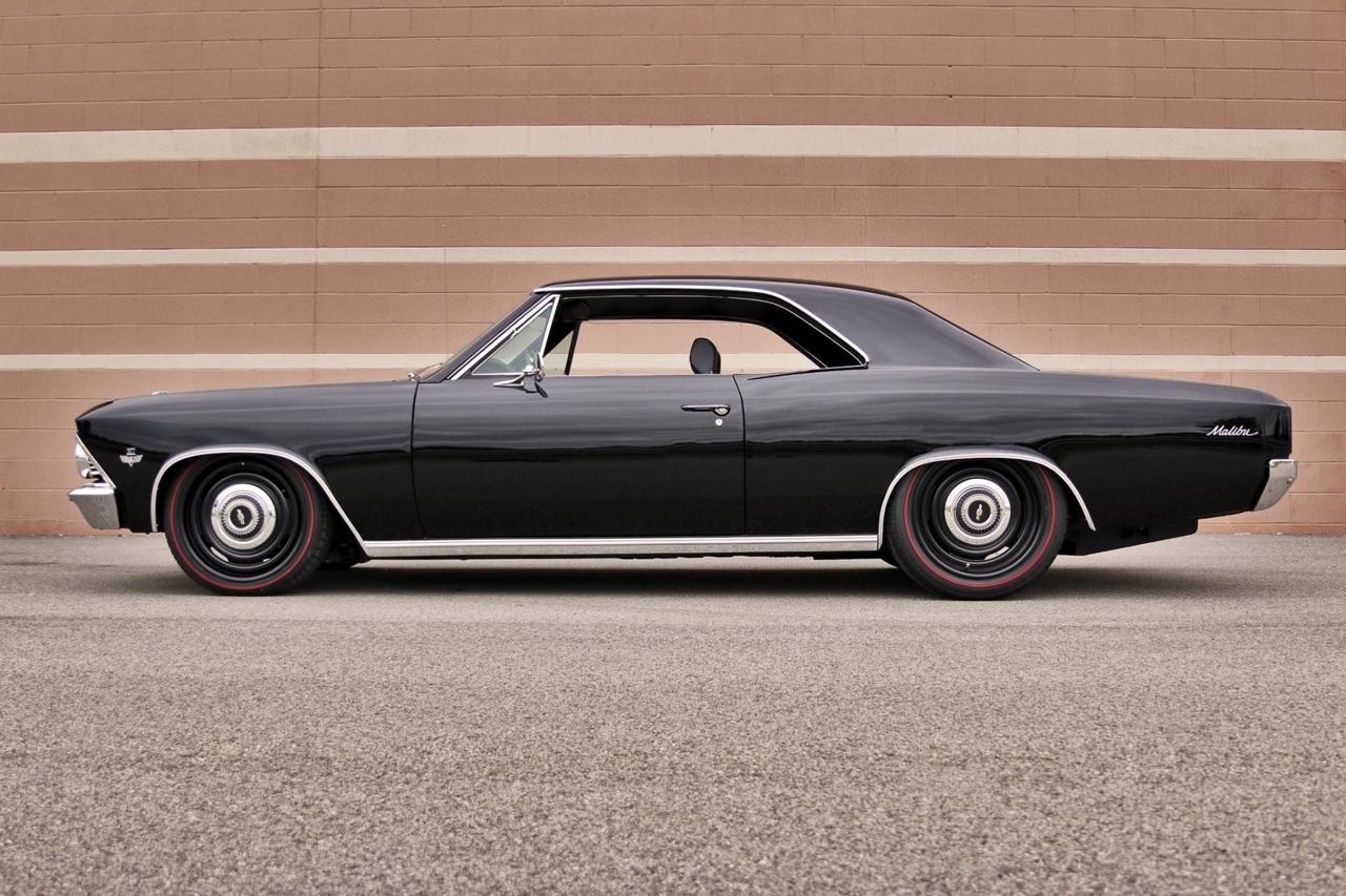 '66 Chevrolet Chevelle Roadster Shop - Compacte...! 1