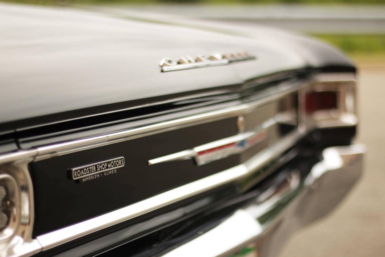 '66 Chevrolet Chevelle Roadster Shop - Compacte...! 8