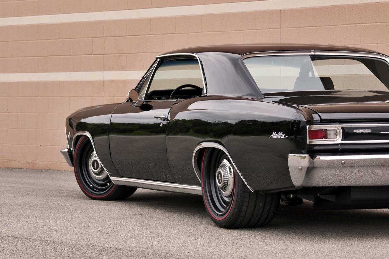 '66 Chevrolet Chevelle Roadster Shop - Compacte...! 3