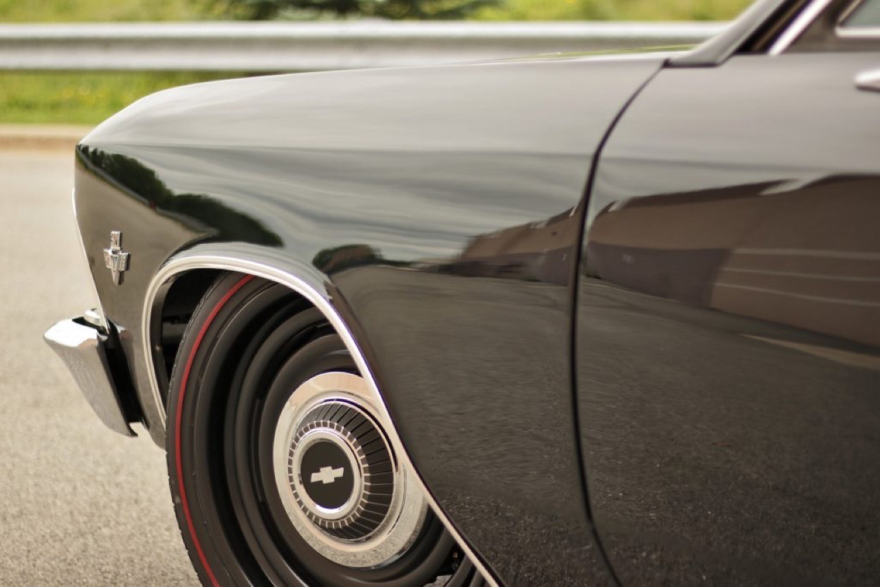 '66 Chevrolet Chevelle Roadster Shop - Compacte...! 7