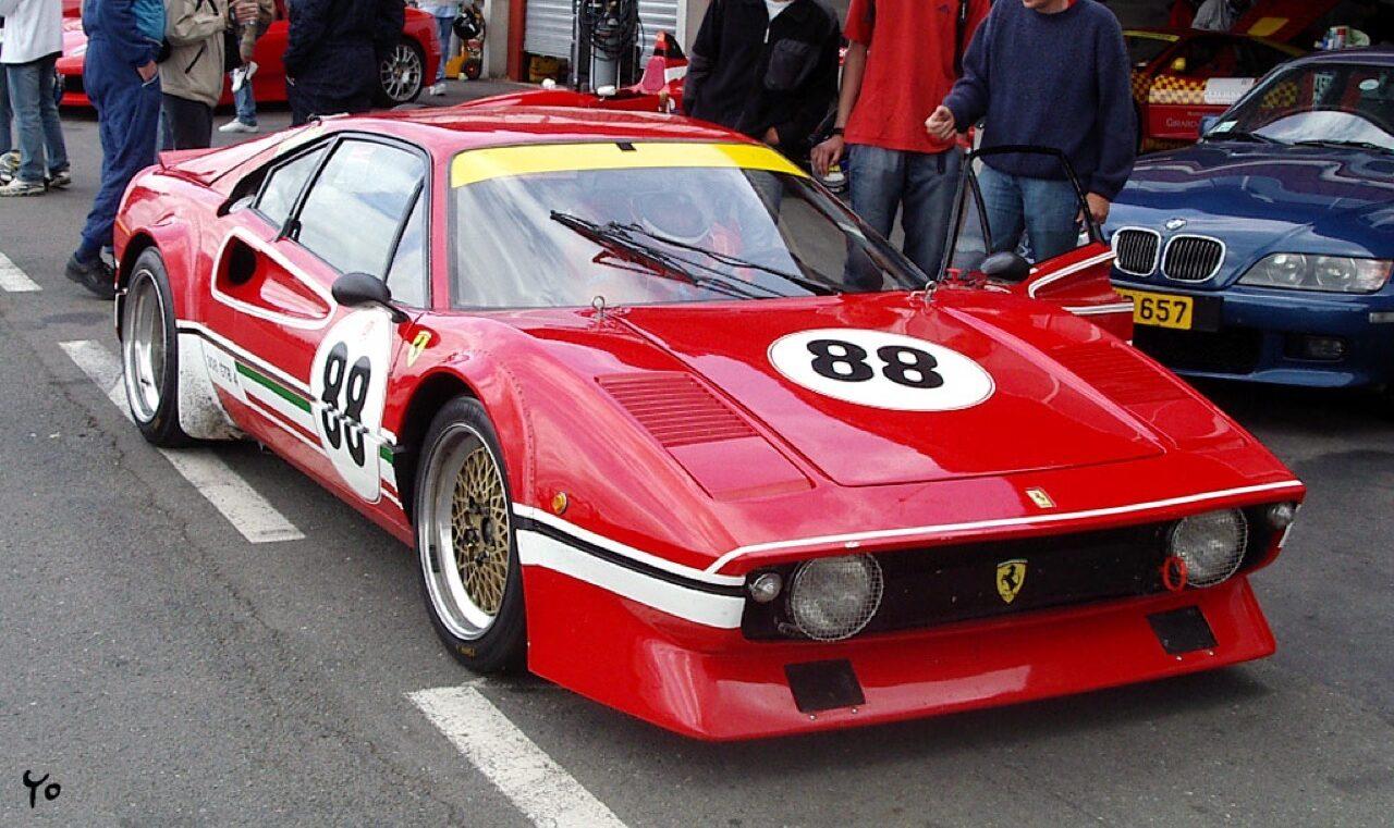 Ferrari 308 GTB LM Evocation - Rencontre avec une inconnue ! 1
