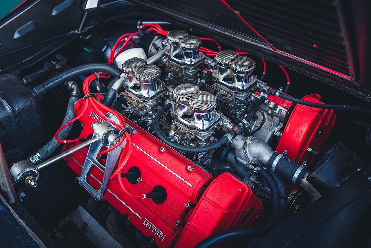 Ferrari 308 GTB LM Evocation - Rencontre avec une inconnue ! 4