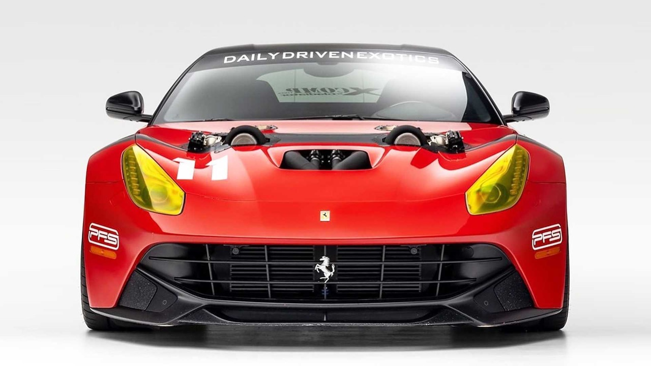 Ferrari F12 Biturbo - Quand Aaron Kaufman et Damon Fryer se fâchent ! 3