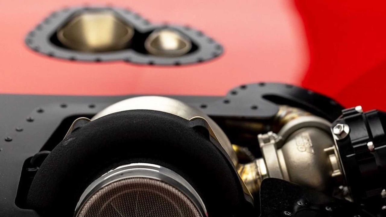 Ferrari F12 Biturbo - Quand Aaron Kaufman et Damon Fryer se fâchent ! 13