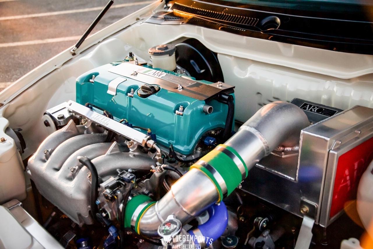 '90 Honda CRX SiR - Parfaite...! 5