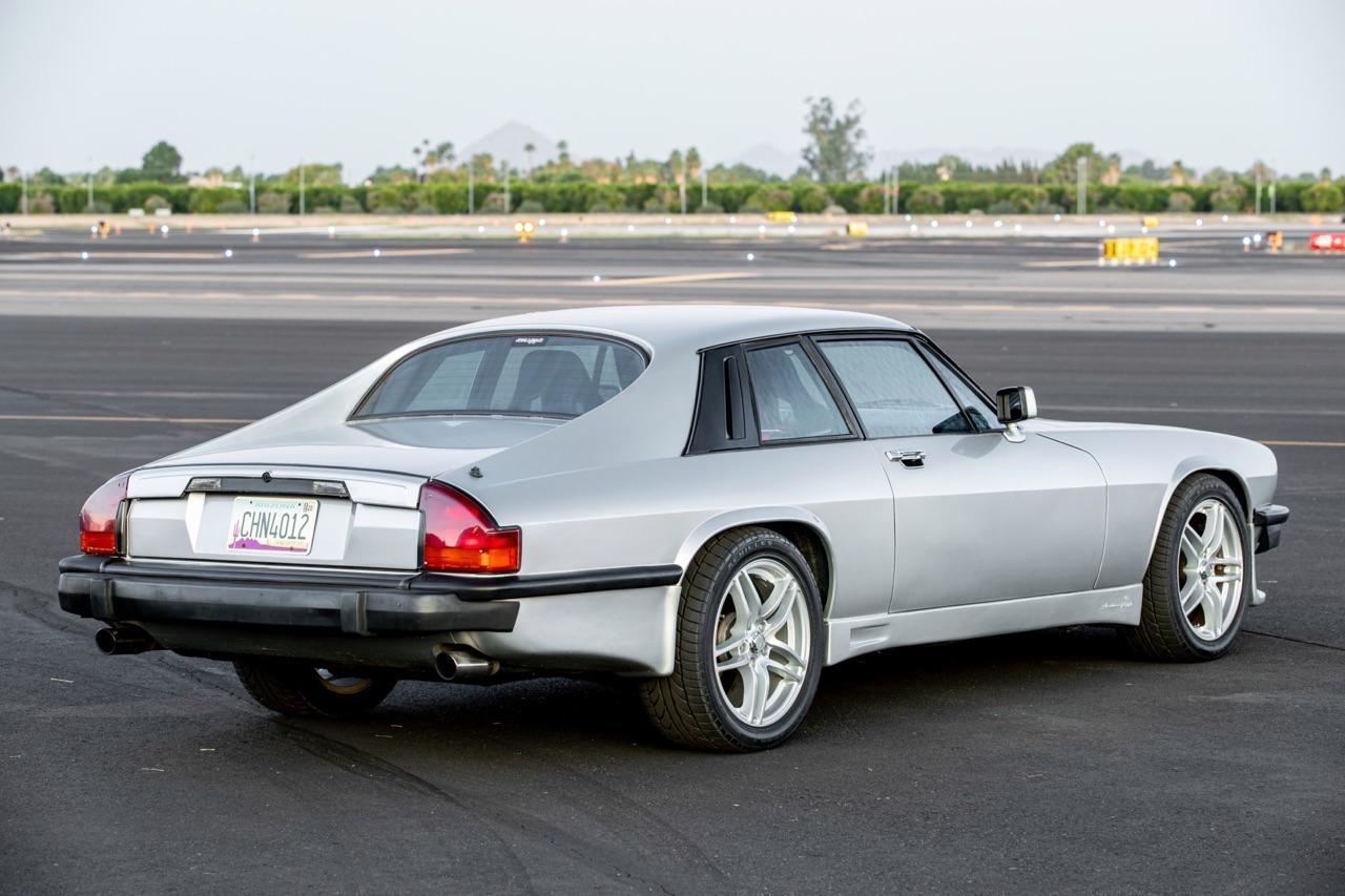 '80 Jaguar XJS en V8 LT1... F**k les protocoles ! 8