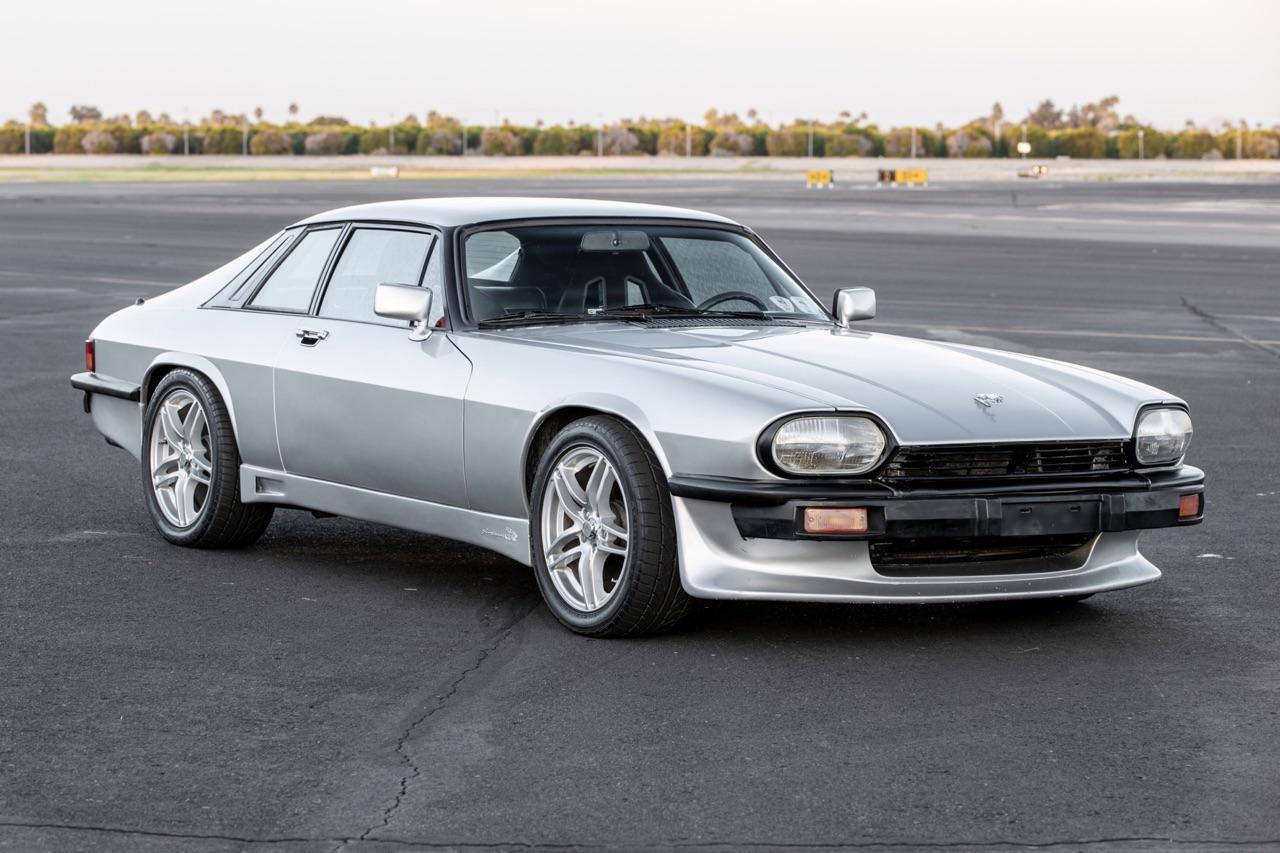 '80 Jaguar XJS en V8 LT1... F**k les protocoles ! 7