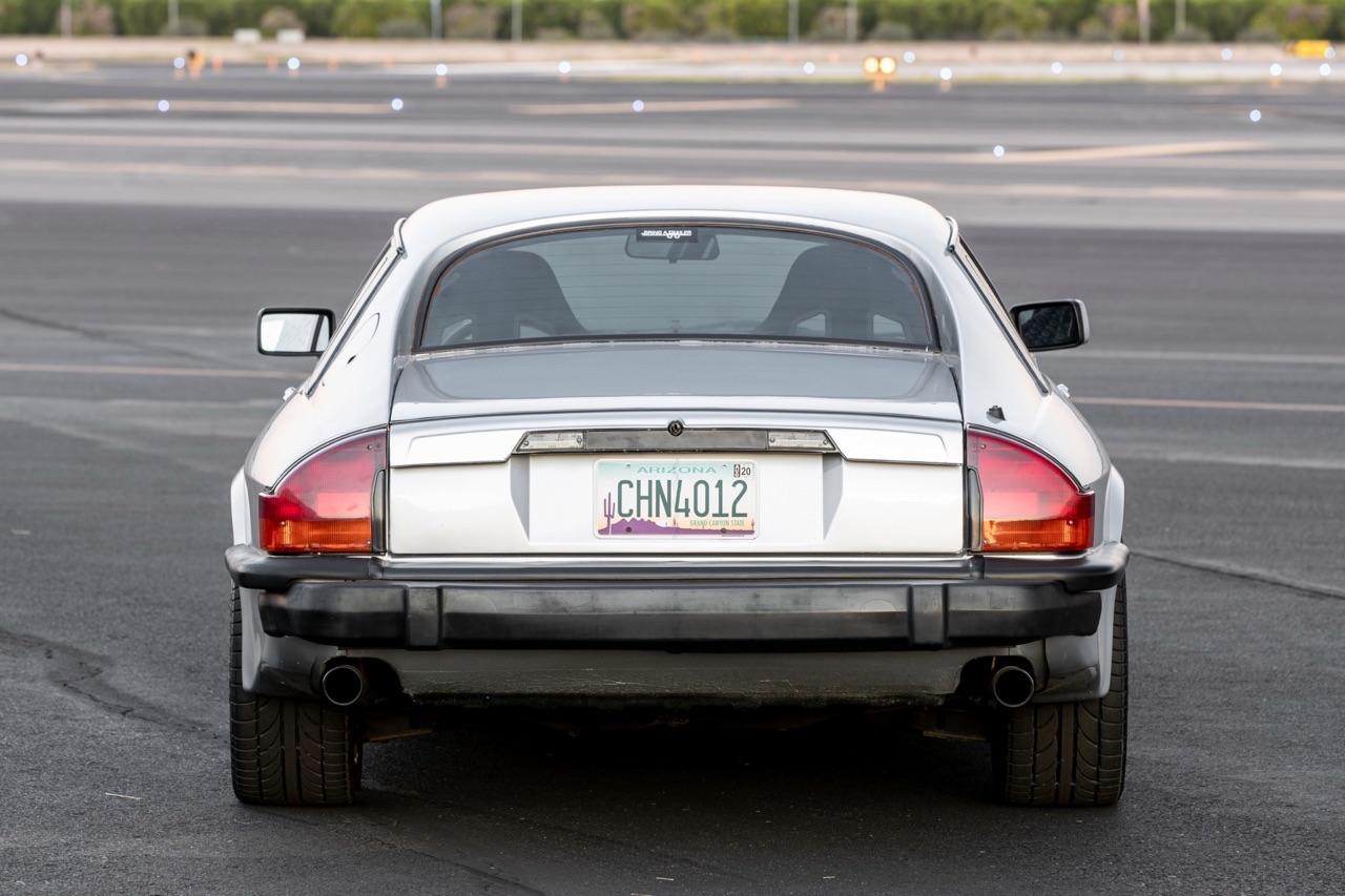 '80 Jaguar XJS en V8 LT1... F**k les protocoles ! 3