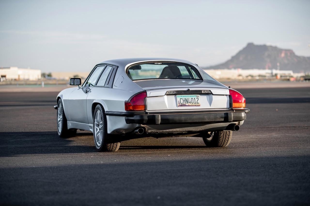 '80 Jaguar XJS en V8 LT1... F**k les protocoles ! 10