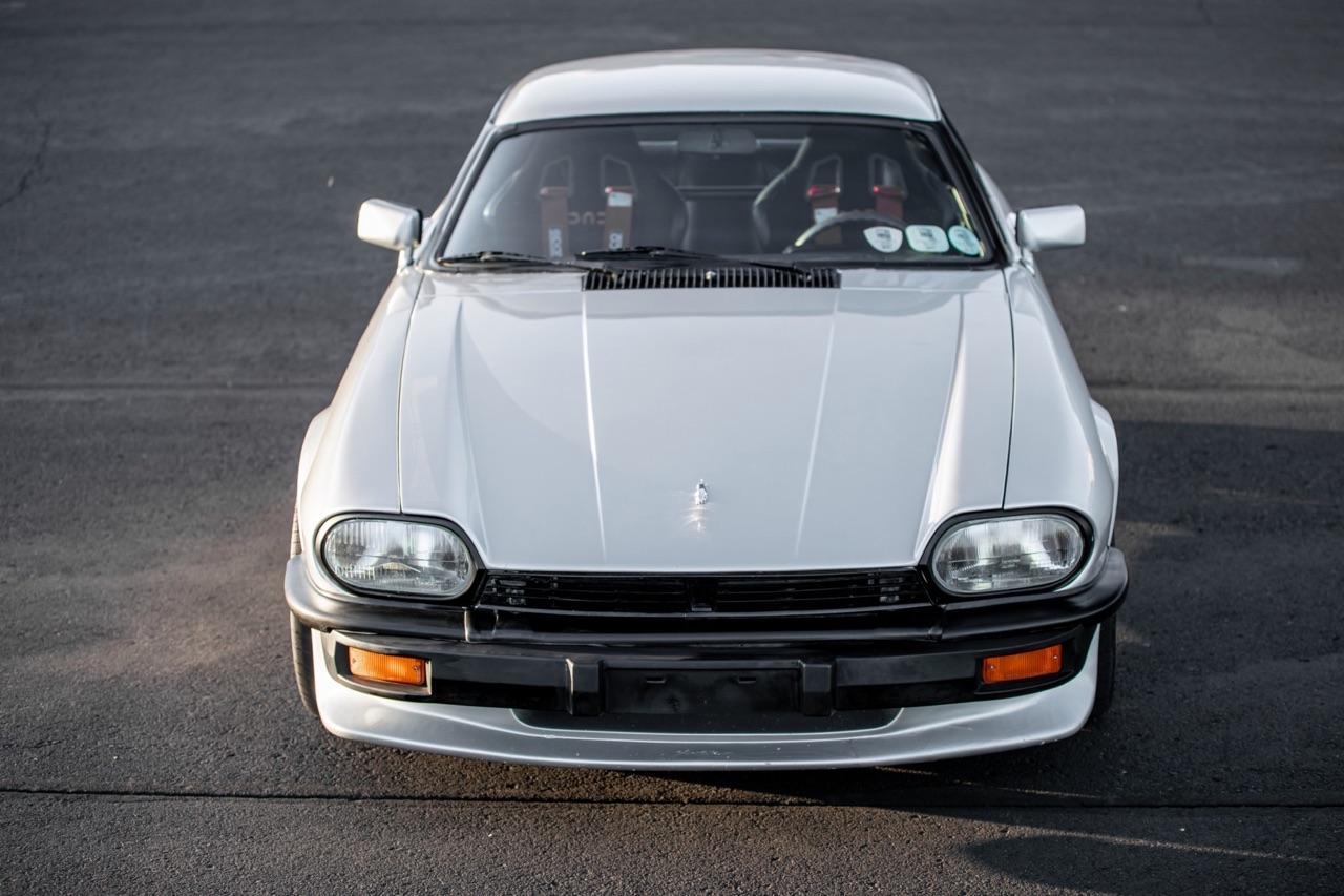 '80 Jaguar XJS en V8 LT1... F**k les protocoles ! 2