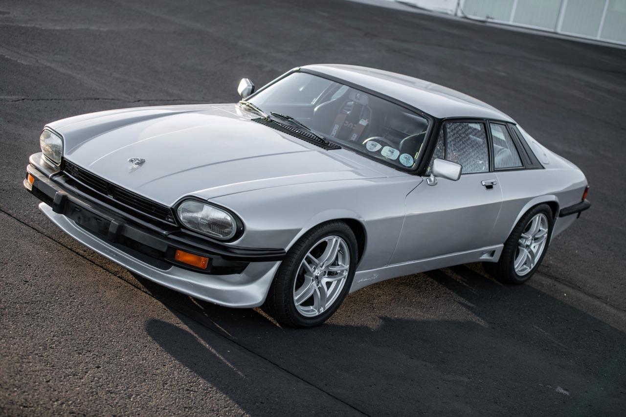 '80 Jaguar XJS en V8 LT1... F**k les protocoles ! 4