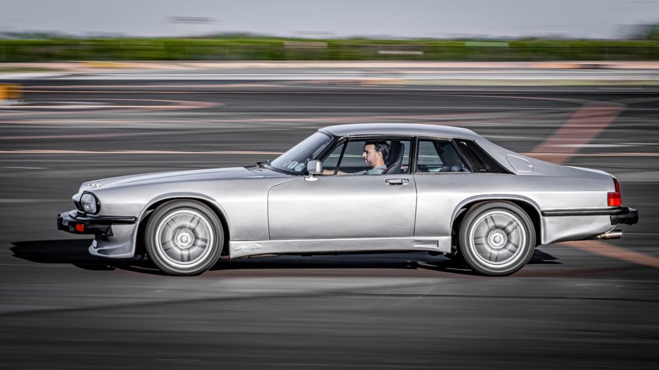 '80 Jaguar XJS en V8 LT1... F**k les protocoles ! 1