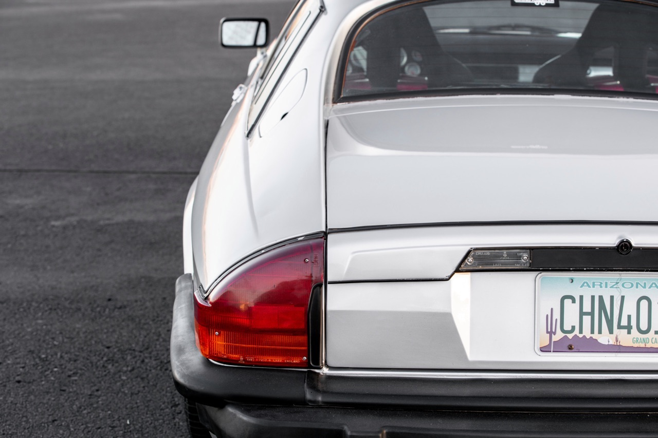 '80 Jaguar XJS en V8 LT1... F**k les protocoles ! 6