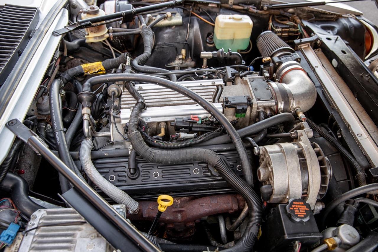 '80 Jaguar XJS en V8 LT1... F**k les protocoles ! 9