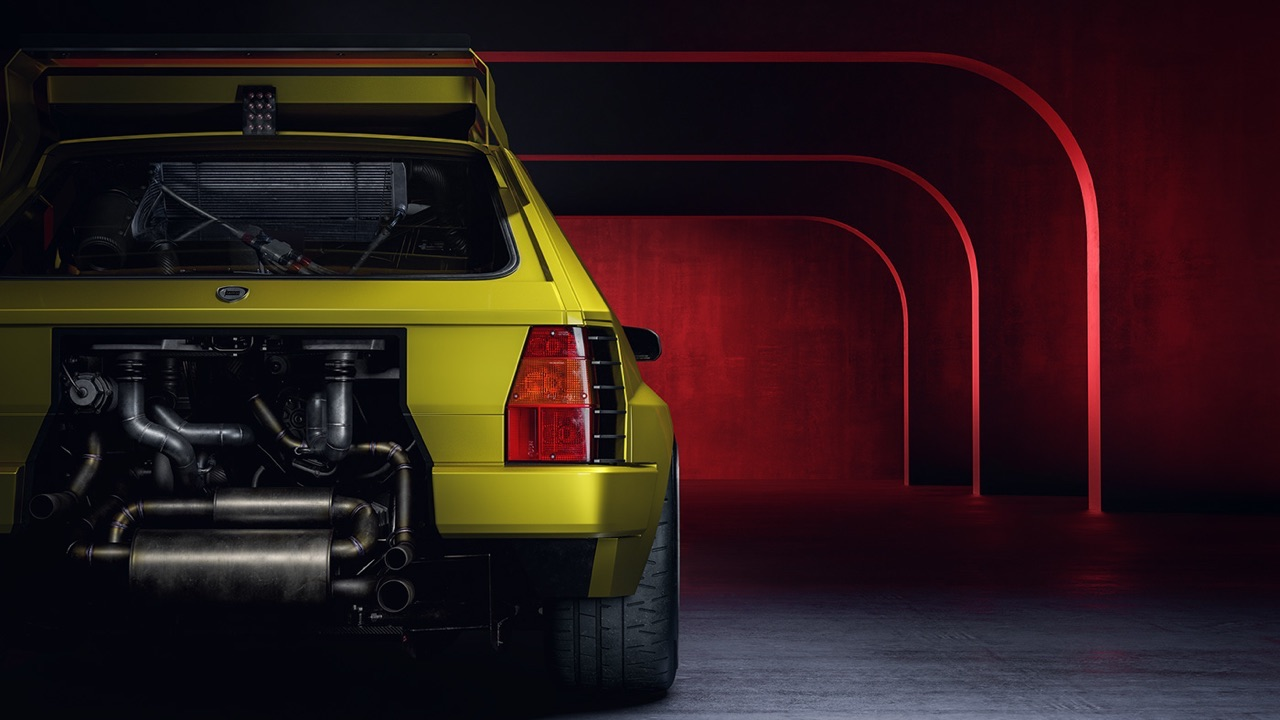 Lancia Delta S4 Restomod... oui, même elle ! 8