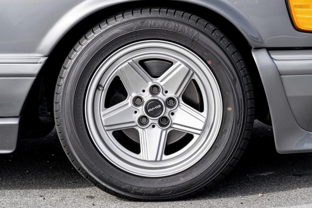 '88 Mercedes 560 SEC AMG - Full options... pour quoi faire ? 5