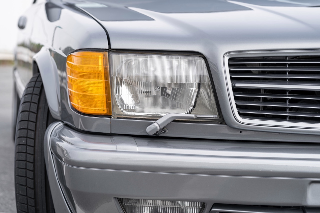 '88 Mercedes 560 SEC AMG - Full options... pour quoi faire ? 1