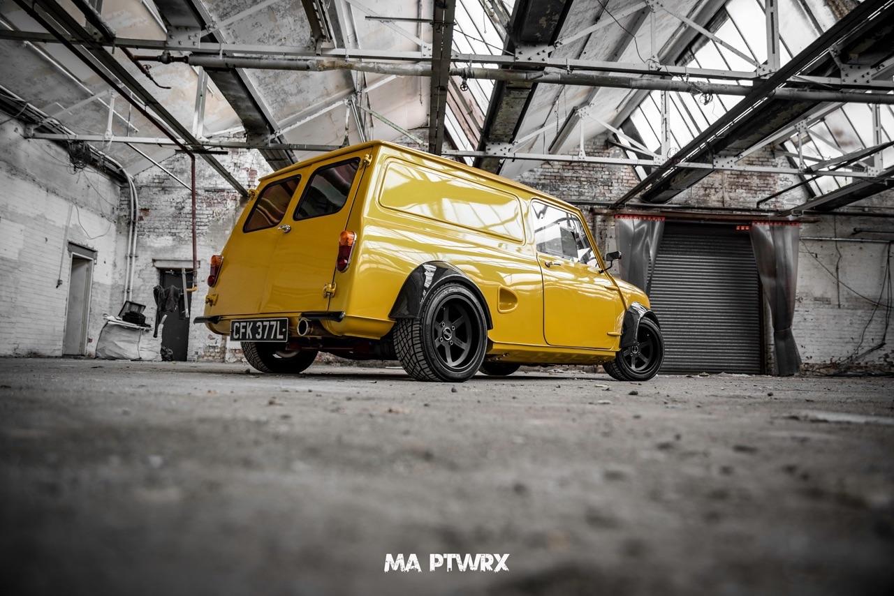 Mini Type R... Here comes the Vtec Van ! 7