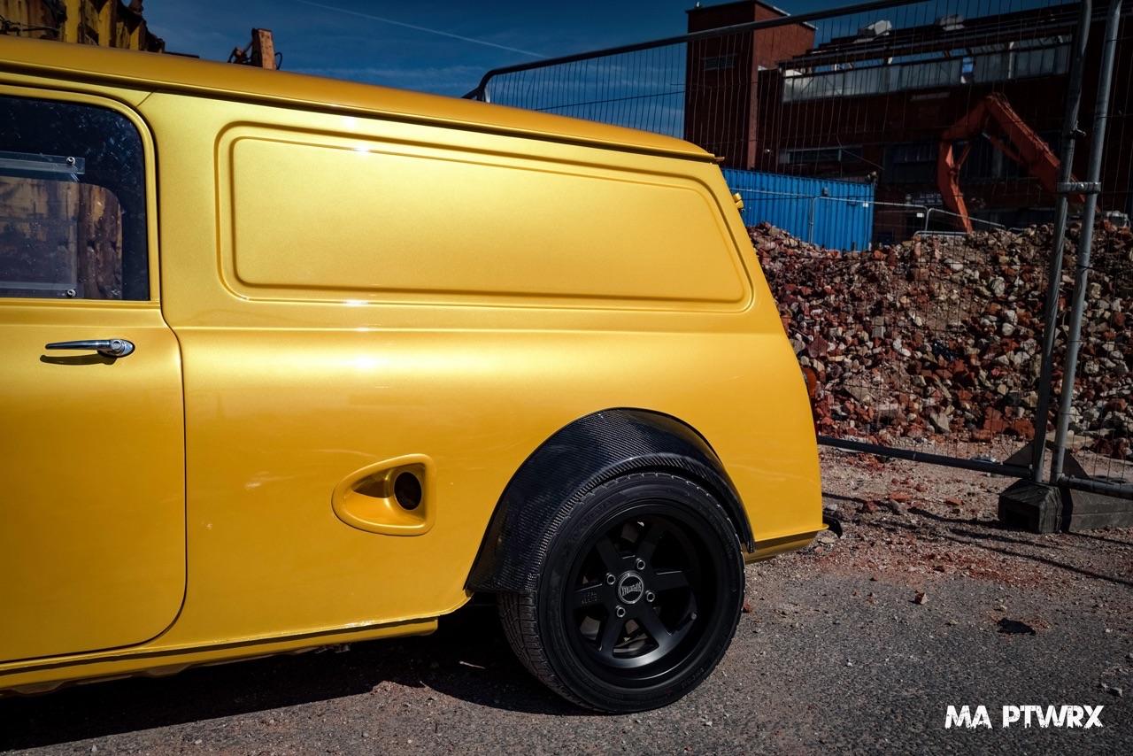 Mini Type R... Here comes the Vtec Van ! 3