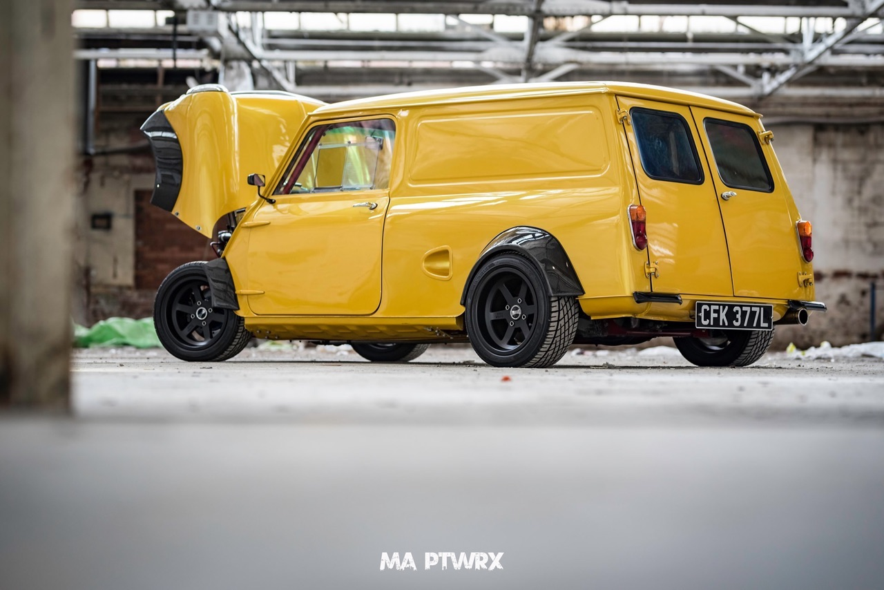 Mini Type R... Here comes the Vtec Van ! 4