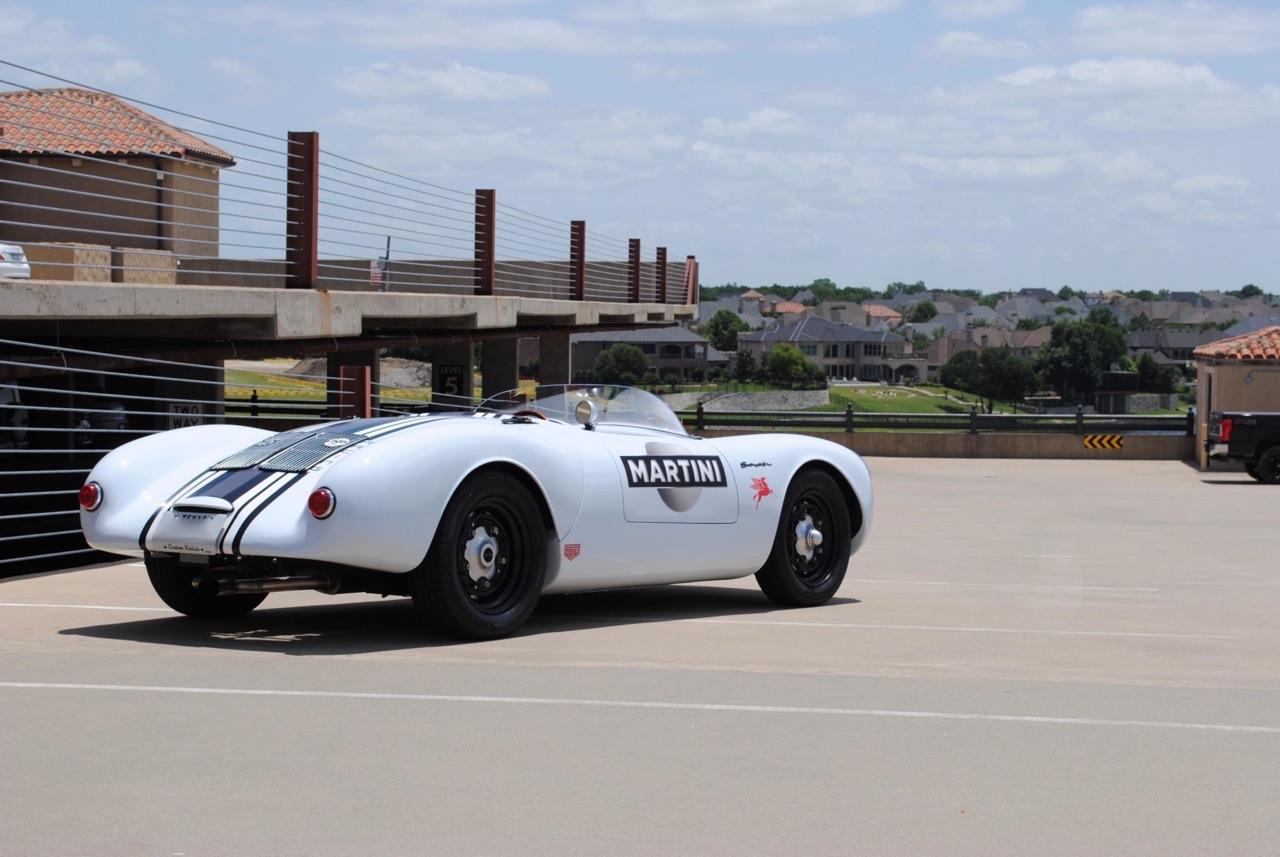 Porsche 550 Spyder - Outlaw en Boxer 4 Subaru ! 10