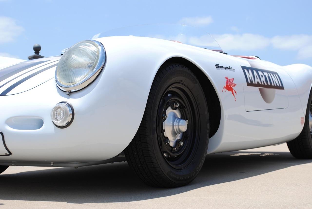 Porsche 550 Spyder - Outlaw en Boxer 4 Subaru ! 1