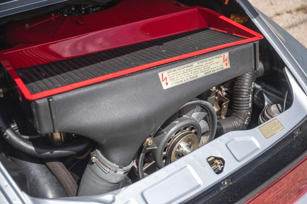 '93 Porsche 964 Turbo S Leichtbau - Le croisement d'une Turbo et d'une RS ! ! 5