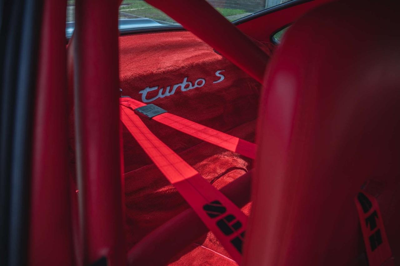 '93 Porsche 964 Turbo S Leichtbau - Le croisement d'une Turbo et d'une RS ! ! 8