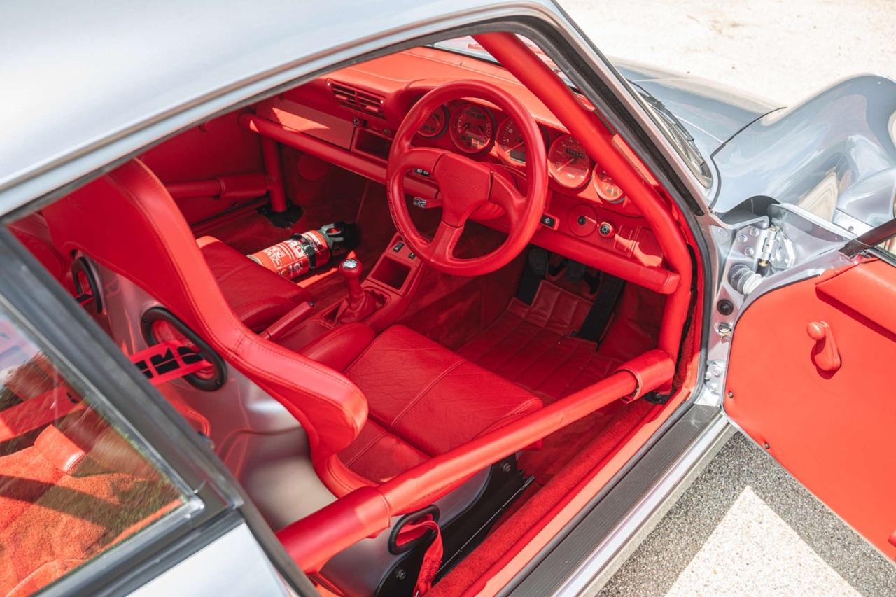 '93 Porsche 964 Turbo S Leichtbau - Le croisement d'une Turbo et d'une RS ! ! 7