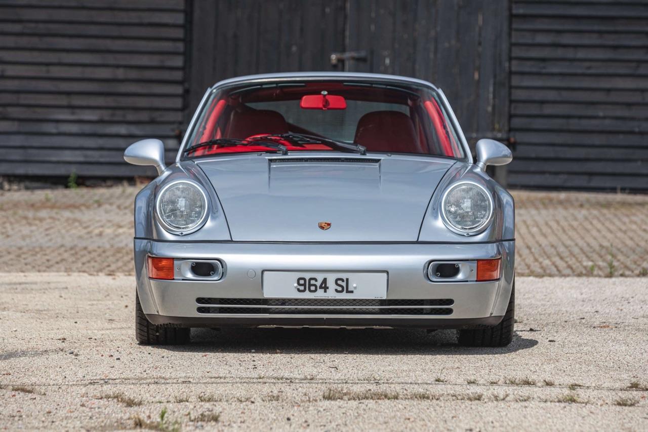 '93 Porsche 964 Turbo S Leichtbau - Le croisement d'une Turbo et d'une RS ! ! 2