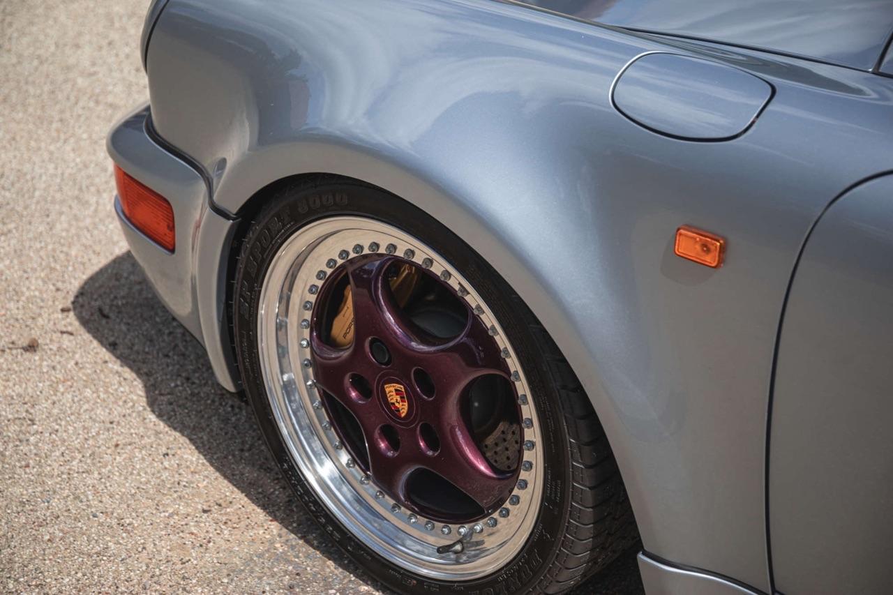 '93 Porsche 964 Turbo S Leichtbau - Le croisement d'une Turbo et d'une RS ! ! 9