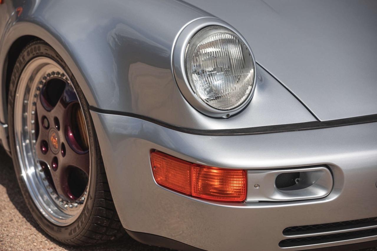 '93 Porsche 964 Turbo S Leichtbau - Le croisement d'une Turbo et d'une RS ! ! 4