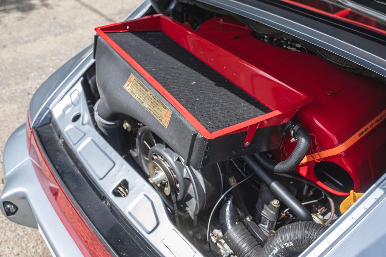 '93 Porsche 964 Turbo S Leichtbau - Le croisement d'une Turbo et d'une RS ! ! 6