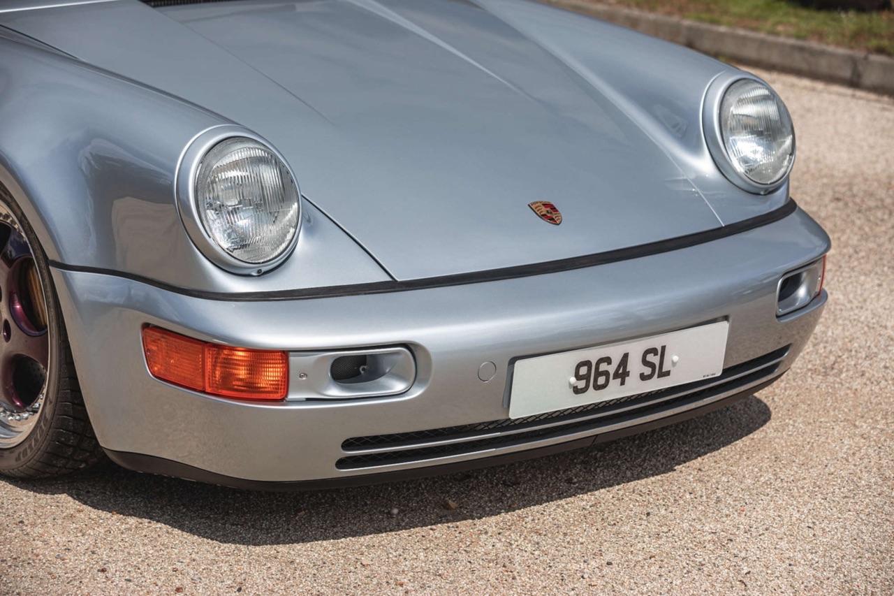 '93 Porsche 964 Turbo S Leichtbau - Le croisement d'une Turbo et d'une RS ! ! 14