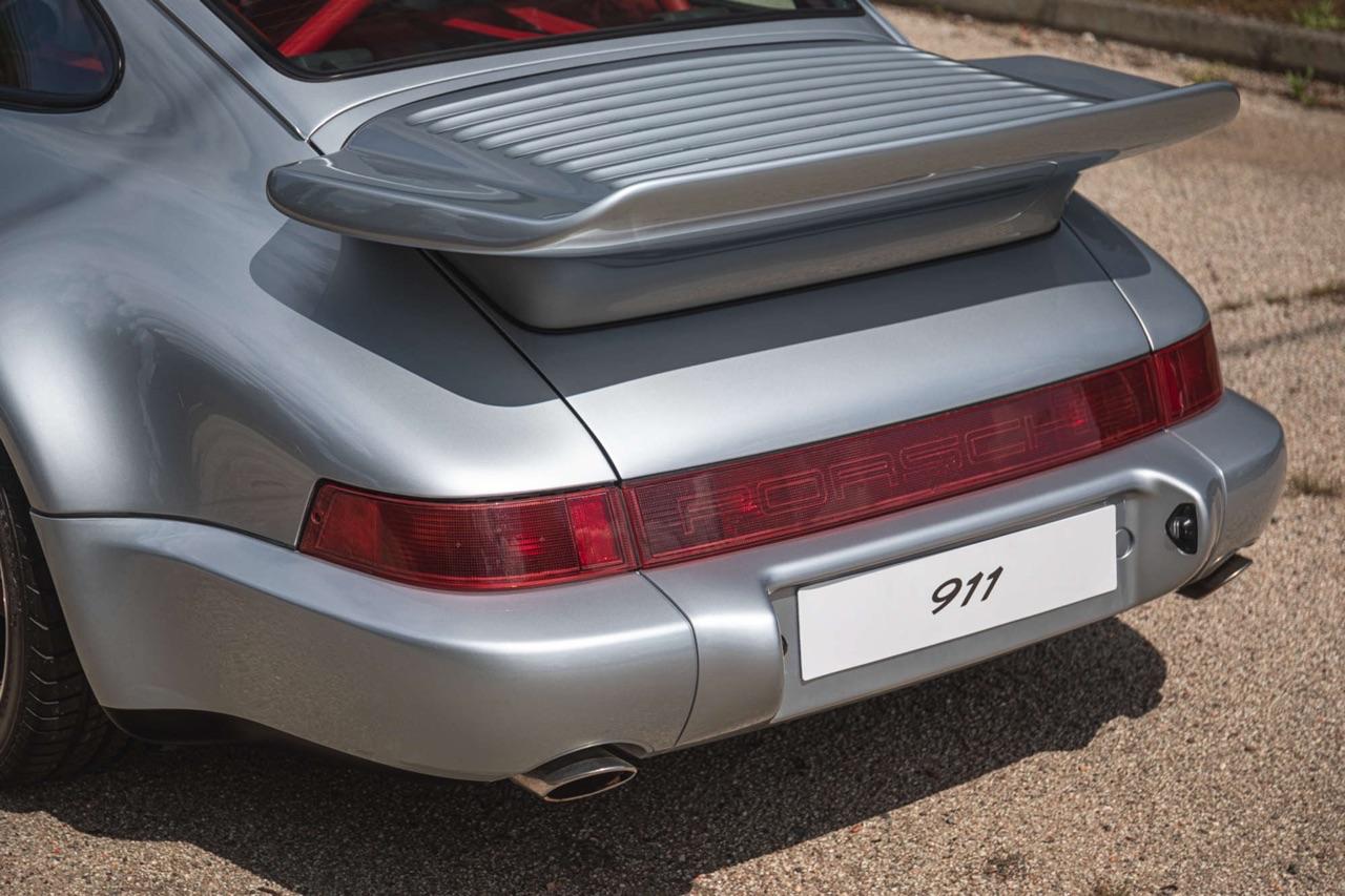 '93 Porsche 964 Turbo S Leichtbau - Le croisement d'une Turbo et d'une RS ! ! 1