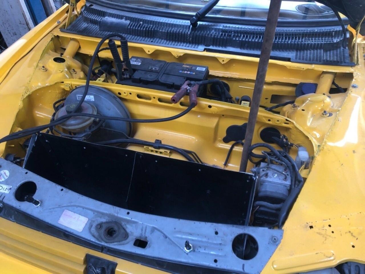 Quand tu transformes ton Porsche Boxster 2,7 en Peugeot 205 T16 ! 7