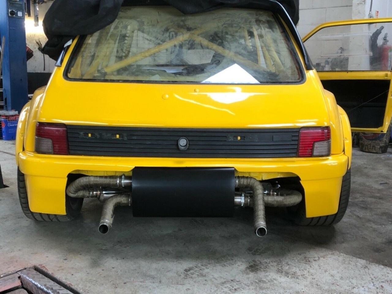 Quand tu transformes ton Porsche Boxster 2,7 en Peugeot 205 T16 ! 3