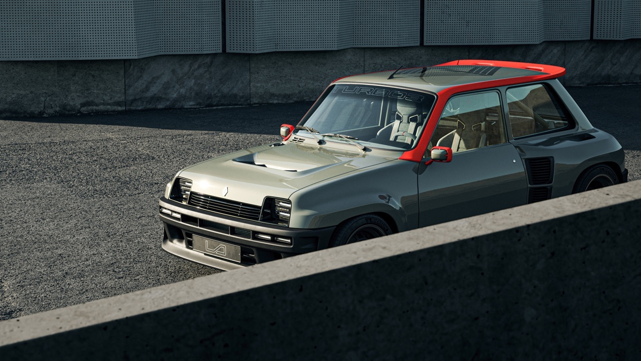 R5 Turbo 3 by Legende Automobiles - The French Touch ! 5