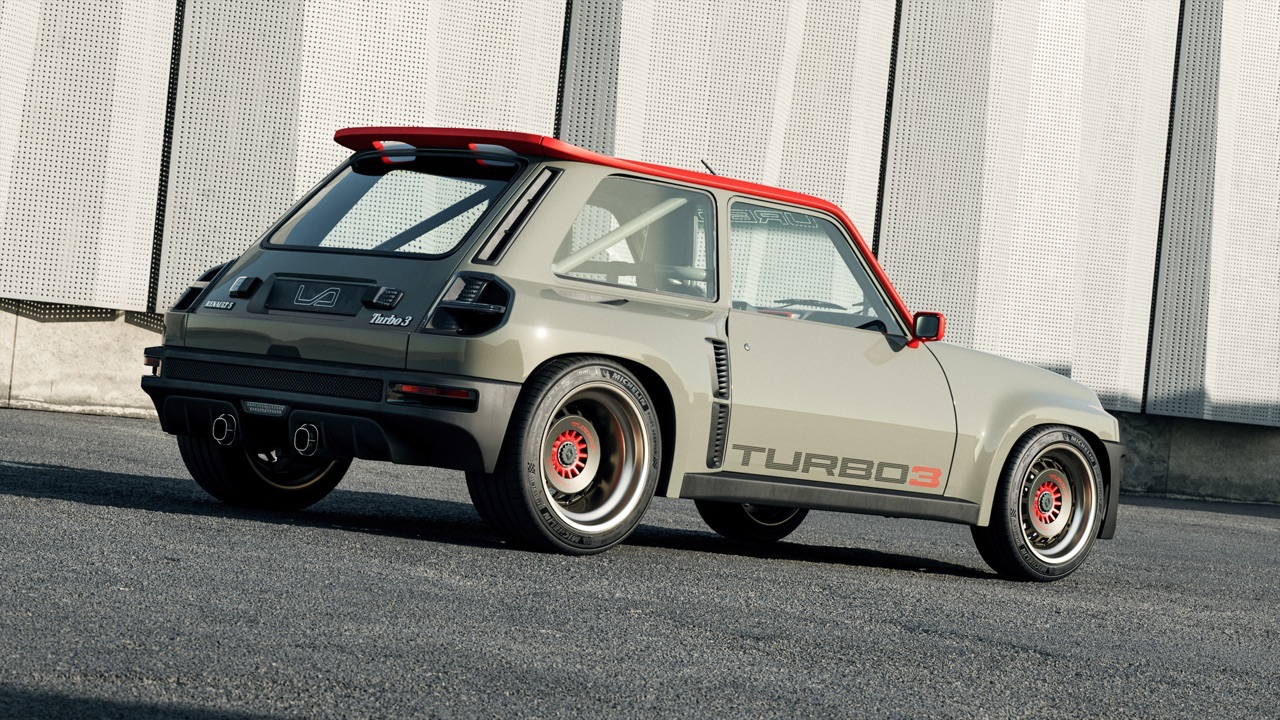 R5 Turbo 3 by Legende Automobiles - The French Touch ! 12
