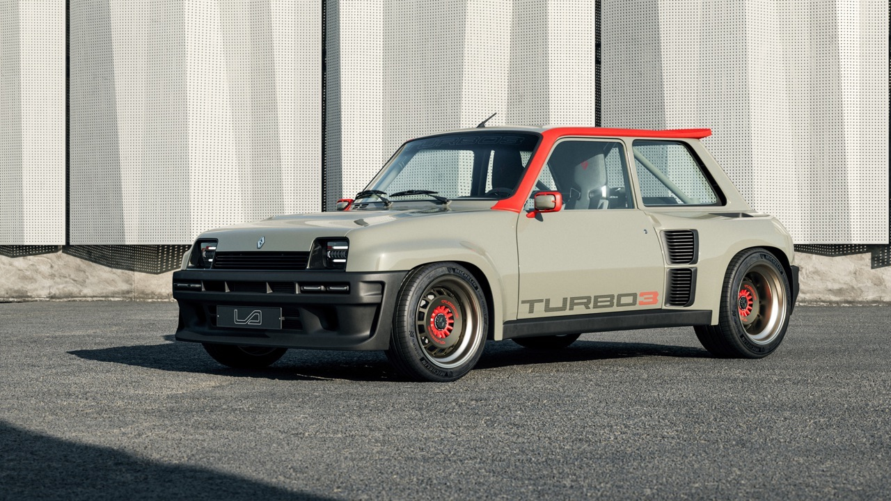 R5 Turbo 3 by Legende Automobiles - The French Touch ! 13