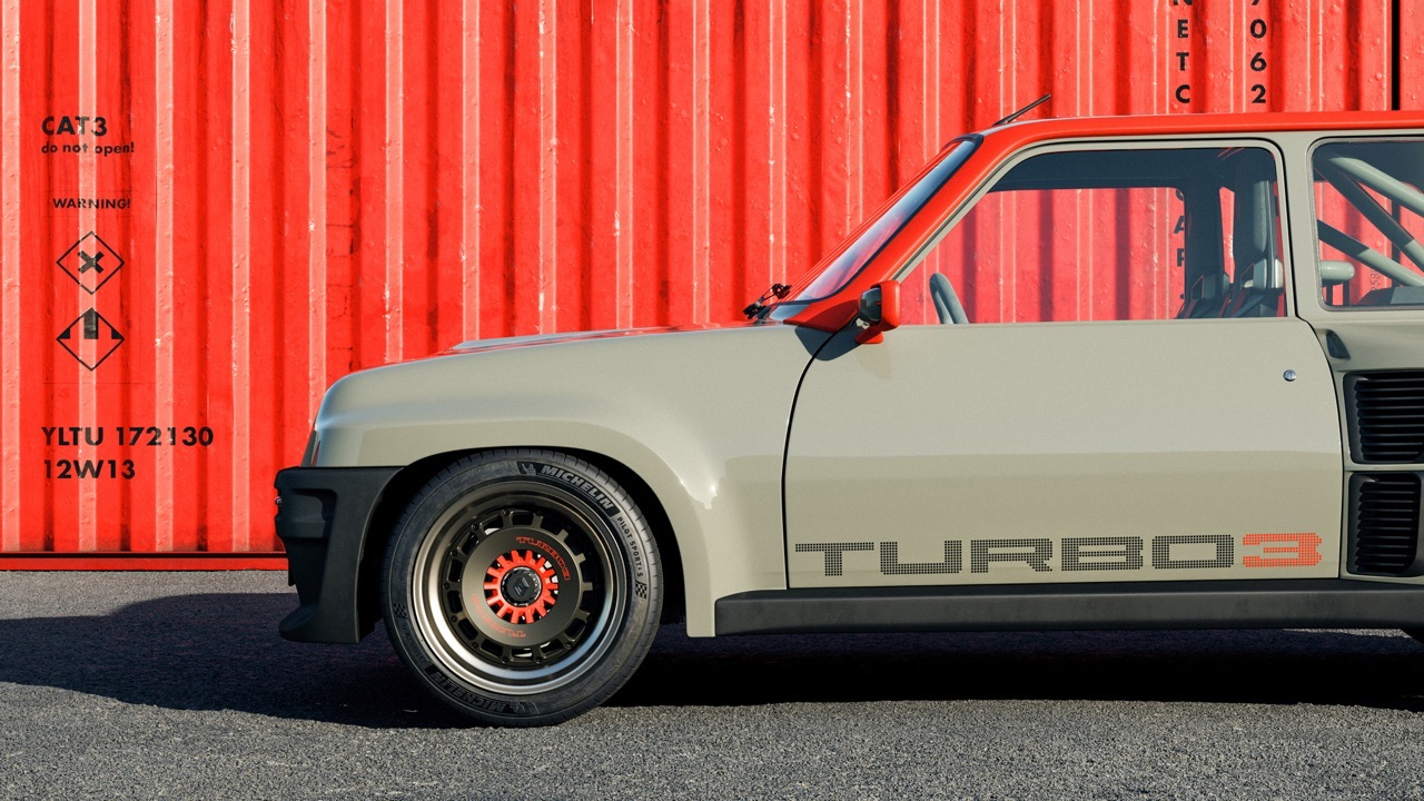 R5 Turbo 3 by Legende Automobiles - The French Touch ! 6