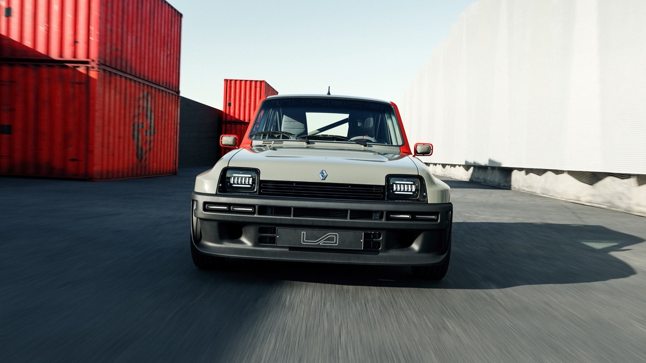 R5 Turbo 3 by Legende Automobiles - The French Touch ! 11