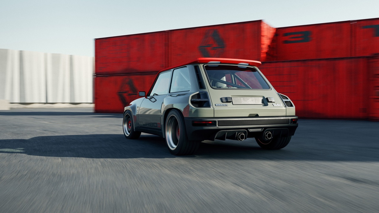 R5 Turbo 3 by Legende Automobiles - The French Touch ! 8