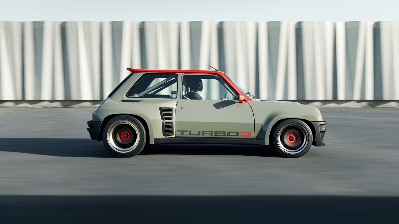 R5 Turbo 3 by Legende Automobiles - The French Touch ! 9