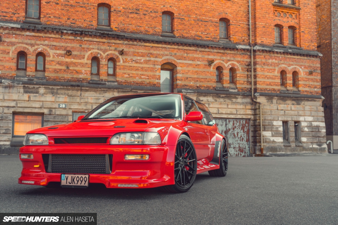 Toyota Corolla AE92 : Propu et 2JZ... en mode street legal ! 2