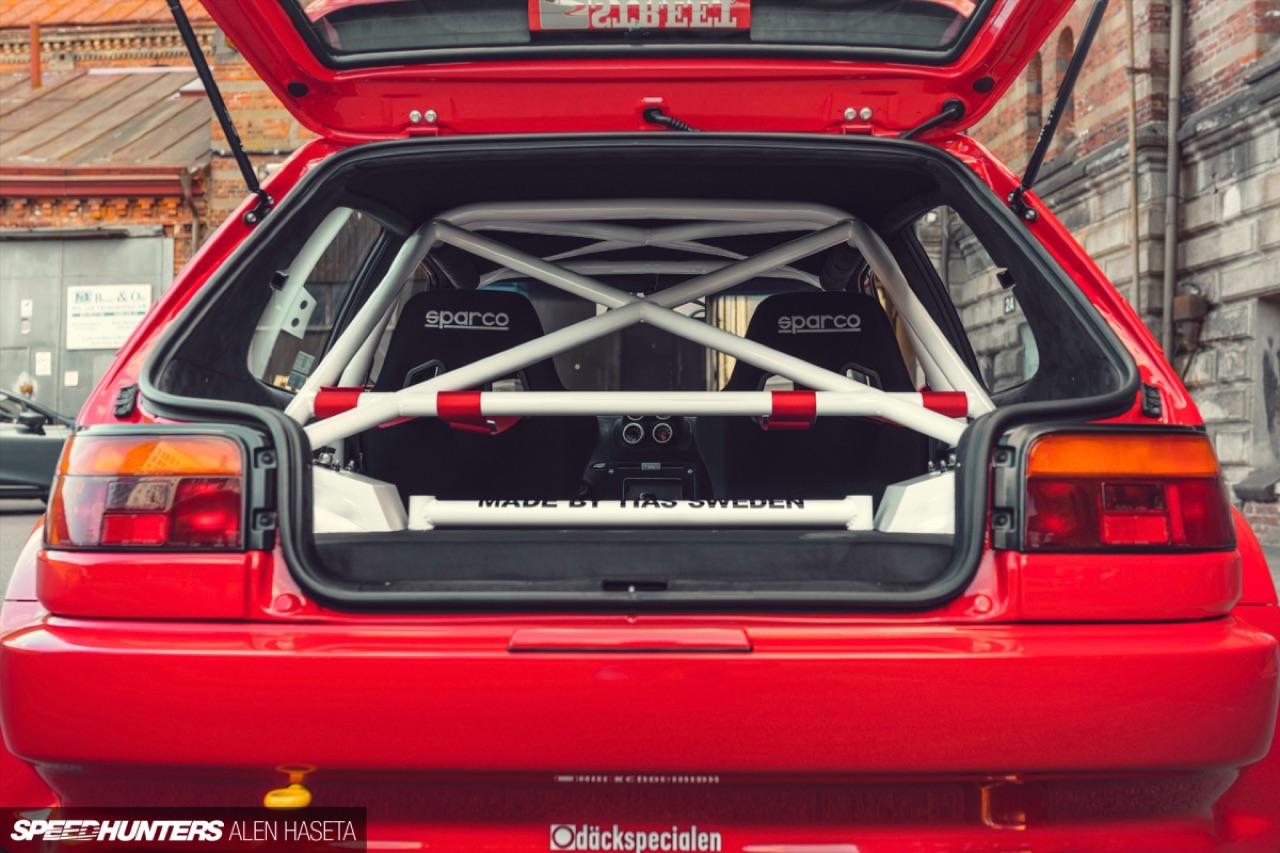 Toyota Corolla AE92 : Propu et 2JZ... en mode street legal ! 14