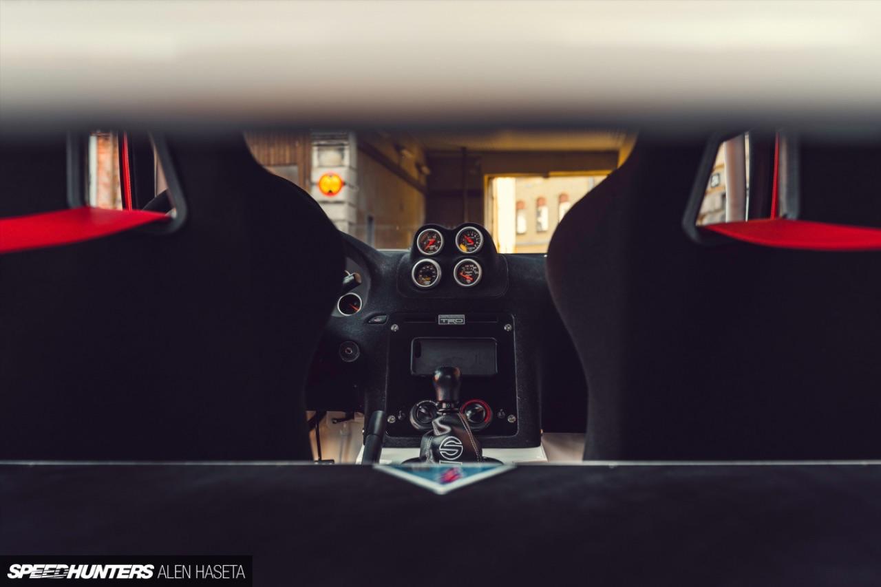 Toyota Corolla AE92 : Propu et 2JZ... en mode street legal ! 12