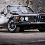 Cabriolet BMW E9 4.5 CSi Turbo... Quand Jürgen Dreschl se lâche !