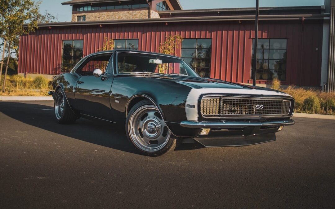 '67 Chevy Camaro SS – Chasseuse de Mustang !