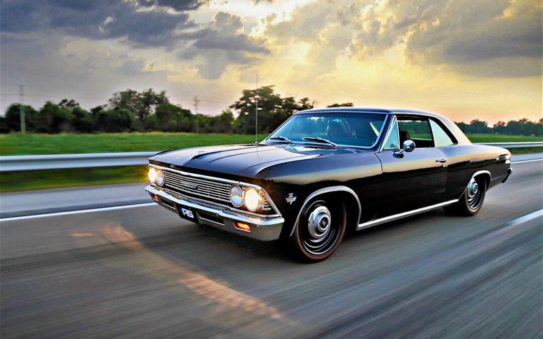 '66 Chevrolet Chevelle Roadster Shop – Compacte…!
